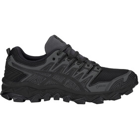 asics Gel-FujiTrabuco 7 G-TX Schoenen Heren, black/dark grey